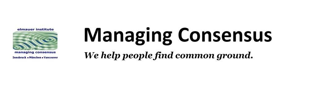Managing Consensus